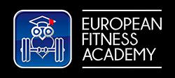 european fitness academy logo klein